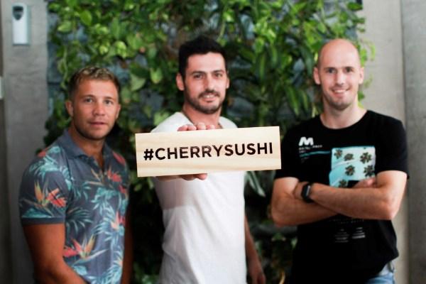 Cherry Sushi