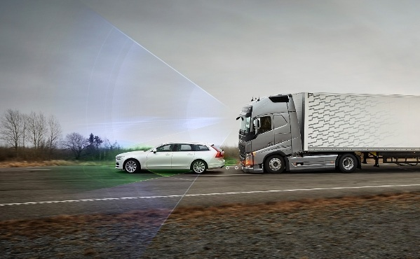 Seguridad de Volvo Trucks