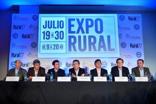 Presentación de la Exposición Rural