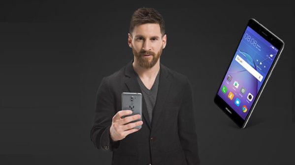 Huawei Mate 9 Lite Edición Limitada Messi