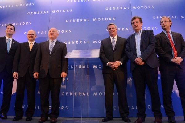 Inversión de General Motors