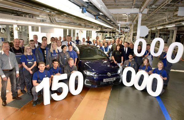 Producción de VW