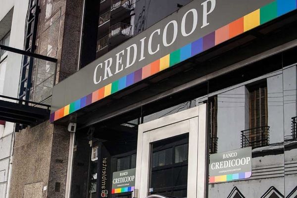Nueva apertura del Credicoop