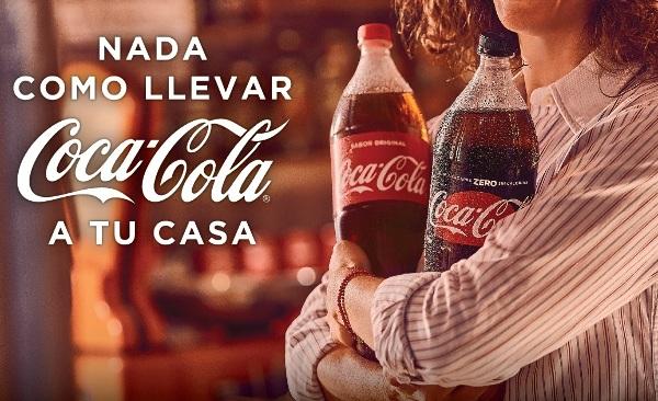 Coca-Cola presenta su nueva campaña