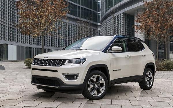 Auténtico diseño de Jeep
