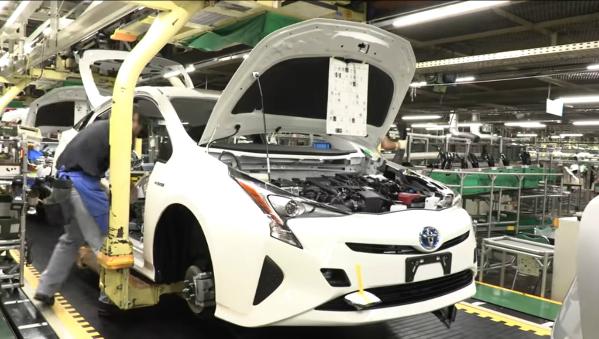 Desafío Medioambiental Toyota 2050