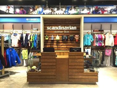 Scandinavian Outdoor Shop