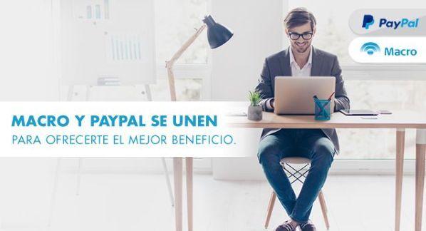 Banco Macro y PayPal