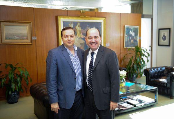 Javier Ortiz Batalla y Ariel Cohen Sabban