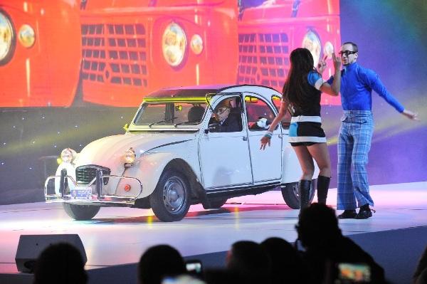 Un Citroën para cada época