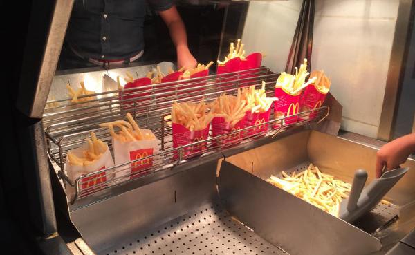 Puertas Abiertas de McDonald's