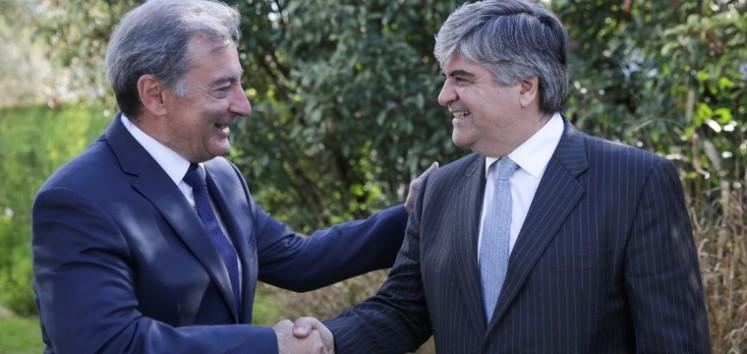 Daniel Herrero y Miguel Gutiérrez