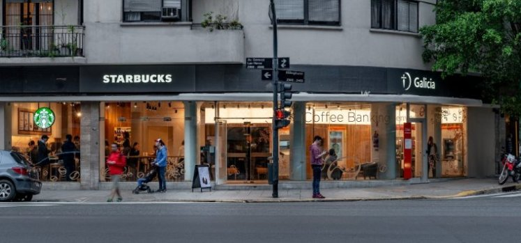 Coffee Banking