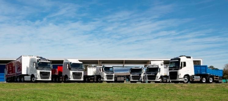 Escabilidad de Volvo Trucks