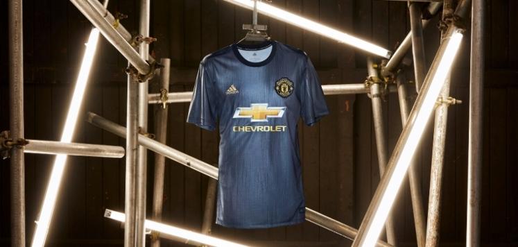 Nuevo uniforme del United