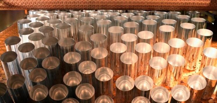 Latas de aluminio para bebidas