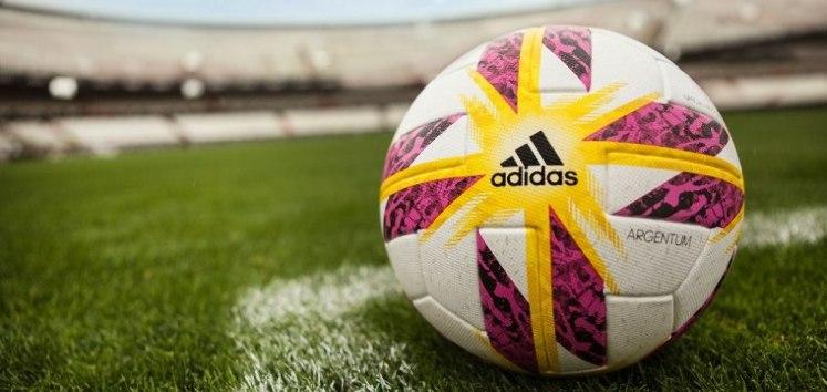 La nueva pelota oficial del fútbol argentino