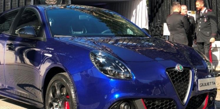 Italia y Alfa Romeo