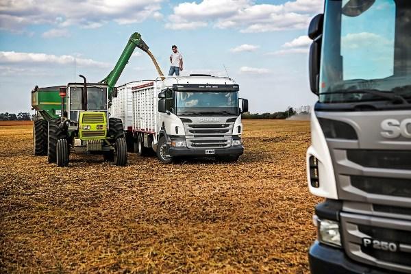 Scania y el campo