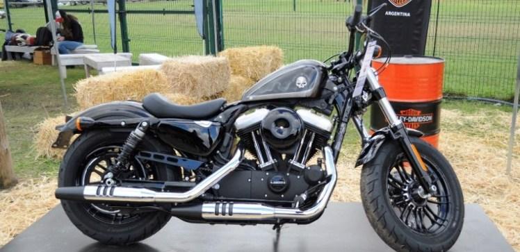 Harley en Expo AFF MOTOS