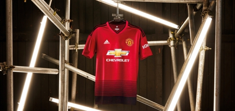 Nueva camiseta The Red Devils