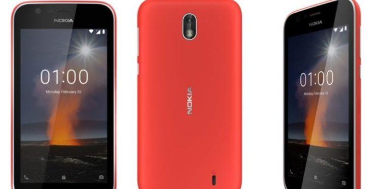 Los Nokia ya están acá