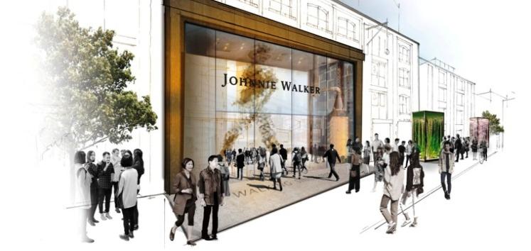Inversión de Johnnie Walker en Escocia