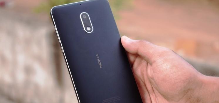 Un Nokia para mamá