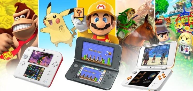 Cambios en Nintendo
