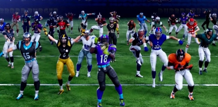 Fortnite y la NFL