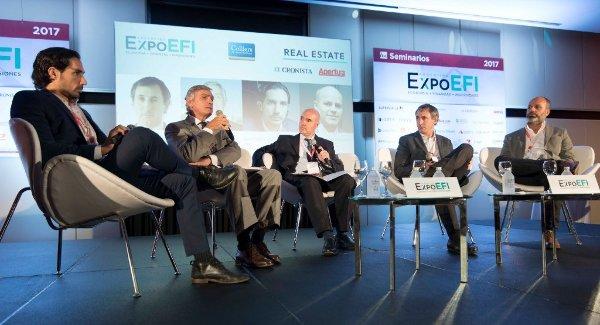 Se viene una nueva EXPO EFI