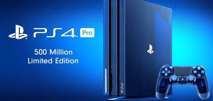 PlayStation Pro 500 Million