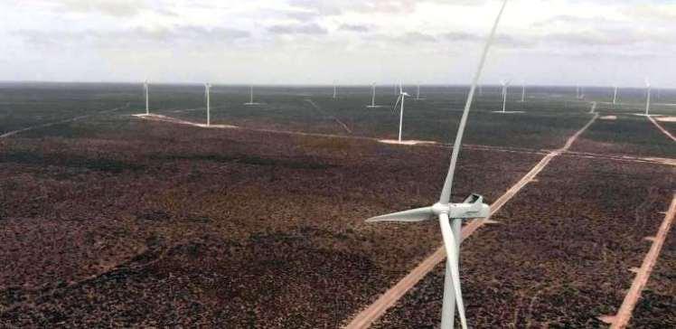 Genneia y la energía eólica