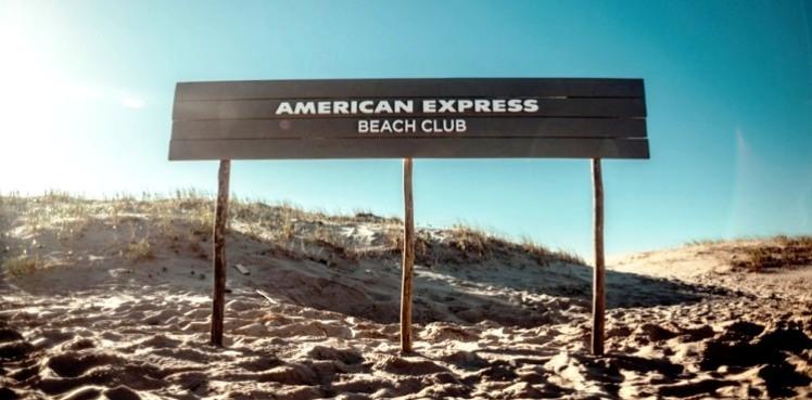 Amex Beach Club