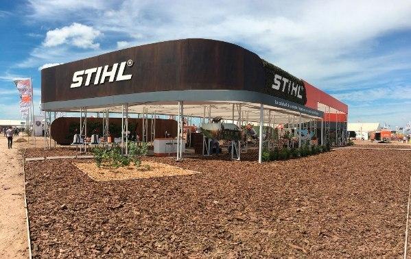 STIHL en ExpoAgro