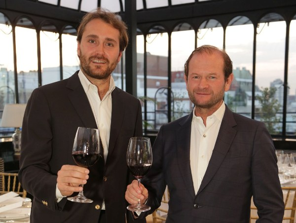 Lorenzo Pasquini y Pierre Lurton