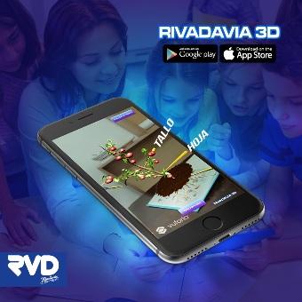 RIVADAVIA 3D