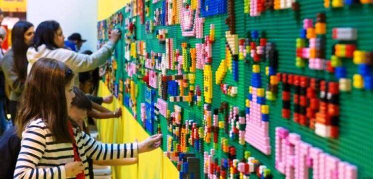 Para fanáticos de los Lego