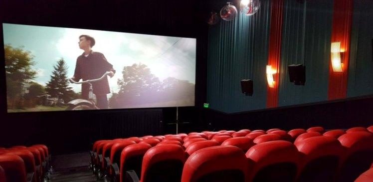 Nueva sala de cine 4D