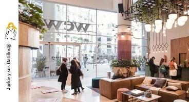 WeWork ya está en Torre Bellini
