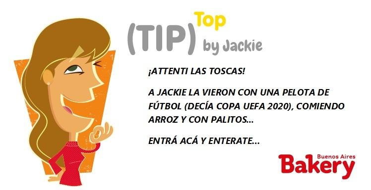 Jackie ataca de nuevo