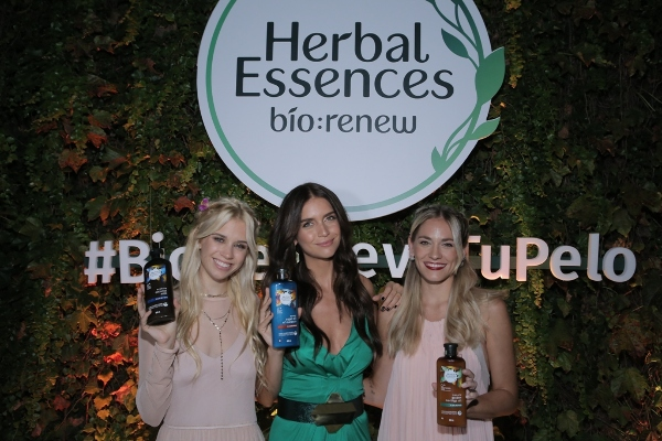 Lanzamiento de Herbal Essences