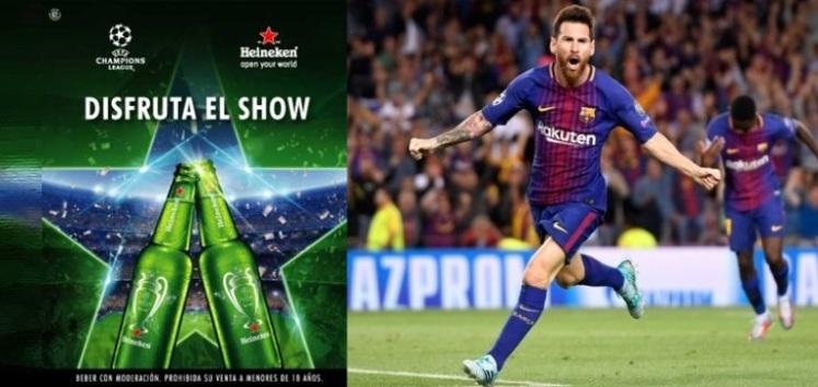 Lionel y sus goles