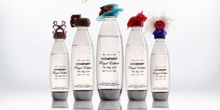 Botellas de Edición Real