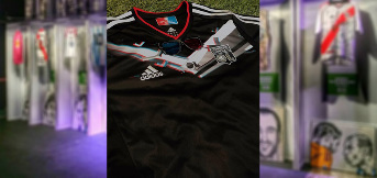 Camiseta del Lyon en 3D