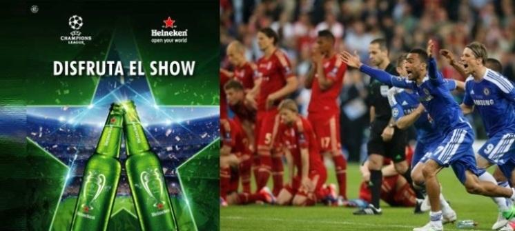 Chelsea y Bayern Munich