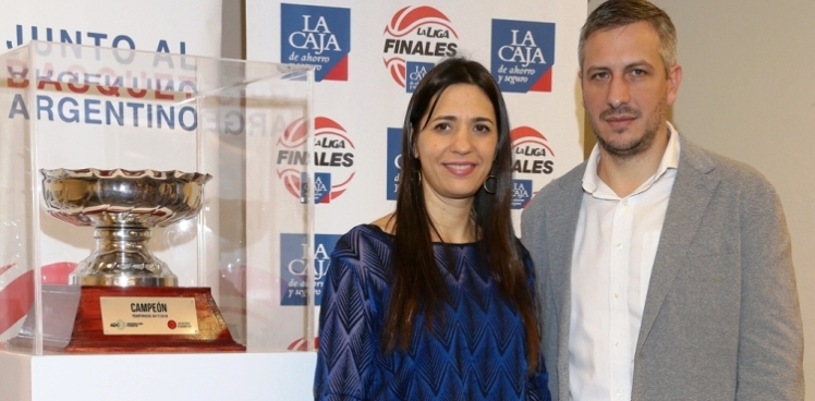 Florencia Frajlich de La Caja y Sebastián González