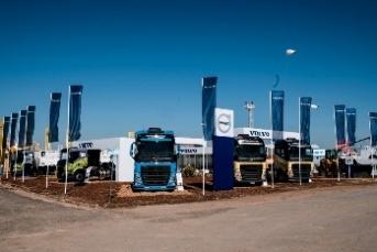 Volvo en Expoagro