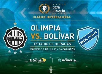 Olimpia vs. Bolívar