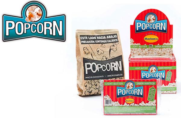 Marlom's Popcorn